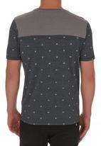 Smith & Jones - Oxhey T-shirt Grey (dark grey)