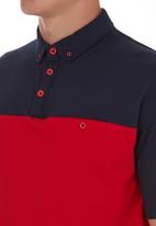 Cutty - Davis Panel Golfer Navy