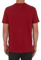 Ben Sherman - New Inn Square Print Red