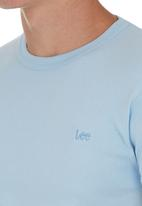 Lee  - Zone Muscle T-shirt Pale Blue