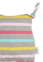 Precioux - Double-knot Top Beanie Multi-colour