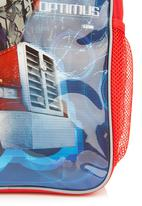 Zoom - Transformers Backpack Multi-colour