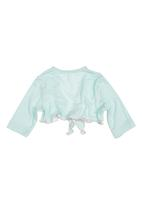 Precioux - Baby Girl Bolero Light Green