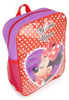 Zoom - Minnie Mouse Backpack Red