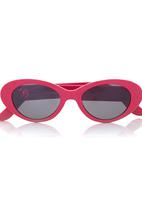Character Fashion - Barbie Sunglasses Mid Pink