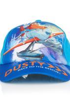 Character Fashion - Dusty Peak Cap Mid Blue