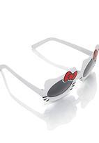 Character Fashion - Hello Kitty Sunglasses Mid Pink