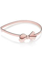 POP CANDY - Bow Aliceband Pale Pink