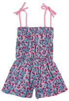 Sam & Seb - Babygirl Jumpsuit Multi-colour