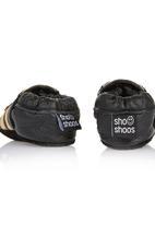 shooshoos - Leather Sneaker Shoes Black