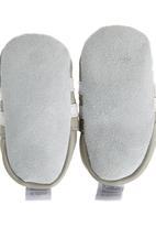 shooshoos - Leather Sneakers Grey
