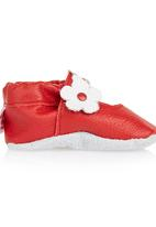shooshoos - Leather Shoes Red