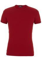 Fire Fox - Muscle T-shirt Red