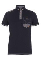 Smith & Jones - Coronation Golfer  Navy