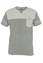 London Hub - Burgle Tee Dark Grey