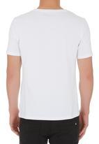 Adriaan Kuiters - V-neck T-shirt White