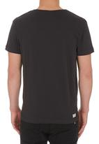 St Goliath - Racer tee Black