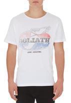 St Goliath - Racer tee White