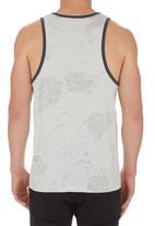 Dstruct - Olivas Vest Grey