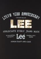 Lee  - Craft Tee Black