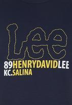 Lee  - Salina T-shirt Blue