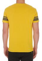 London Hub - Fortune Tee Yellow