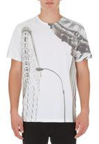 555 Soul - Flatiron Time T-shirt White