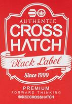 Crosshatch - Luxout Tee Red