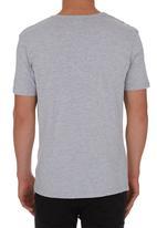 STYLE REPUBLIC - Pocket T-shirt Grey
