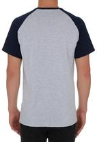 edge - Raglan T-shirt Navy
