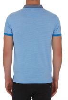 Fire Fox - Pocket-detail Golfer Mid Blue