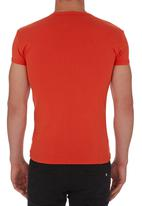 Fire Fox - Muscle T-Shirt Coral