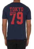 Tokyo Tigers - Yauko T-shirt Navy