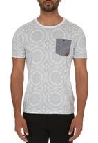 Smith & Jones - Bursary T-shirt Grey