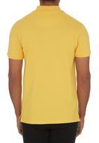 POLO - Custom-fit Golfer Yellow