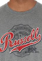 Russell Athletic - Collegiate T-shirt Grey