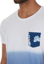 Solid - Ombre T-shirt Pale Blue