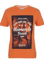 Tokyo Tigers - Macuro T-shirt Orange