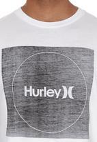 Hurley - Krush blackout tee White