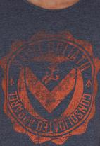 St Goliath - Logo Tee Mid Blue