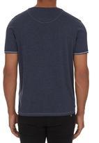 Smith & Jones - Hix T-shirt Navy
