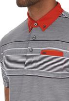 Jonathan D - Mercerised Golfer Grey