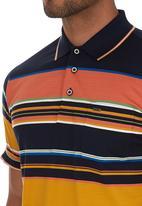 Jonathan D - Mercerised Golfer Navy