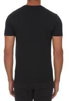 POLO - Crew Neck T-Shirt Black