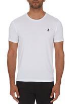 POLO - Crew Neck T-shirt White