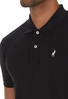 POLO - Classic Golfer BT Black