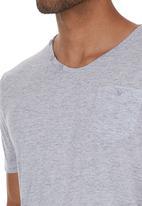 Pride & Soul - Oswaldo T-shirt Grey