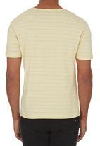 Pride & Soul - Dandre T-shirt Yellow