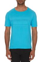 Pride & Soul - Dandre T-shirt Turquoise