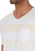 Pride & Soul - Quinton T-shirt Yellow